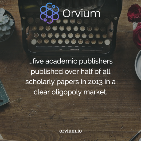 Blockchain could revolutionize academic publishing